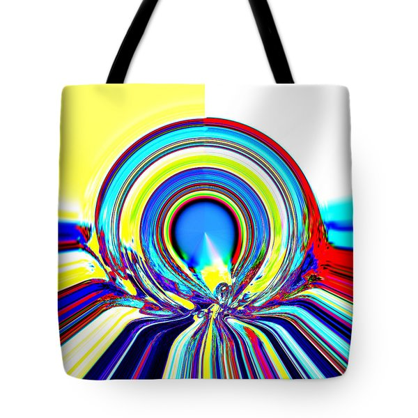 Boston Lights Series A Tote Bag