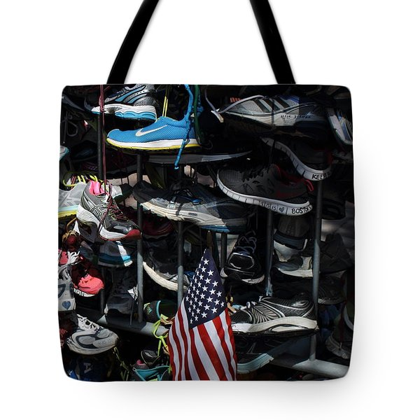 Boston Strong  Tote Bag