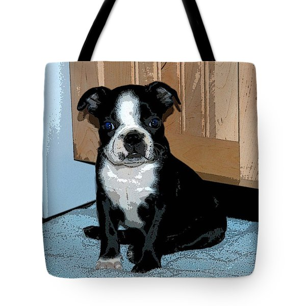 Boston Terrier Art02 Tote Bag