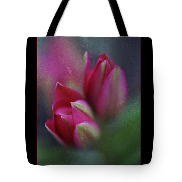 Tote Bag featuring the photograph Botanic by Annie Snel