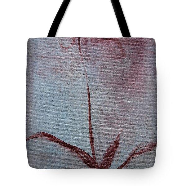 Botanical Flowers Tote Bag