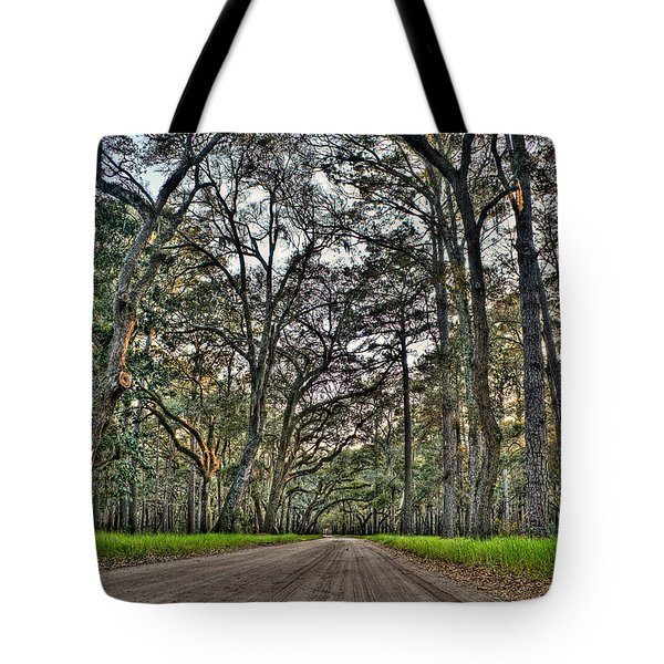 Botany Bay Road Tote Bag