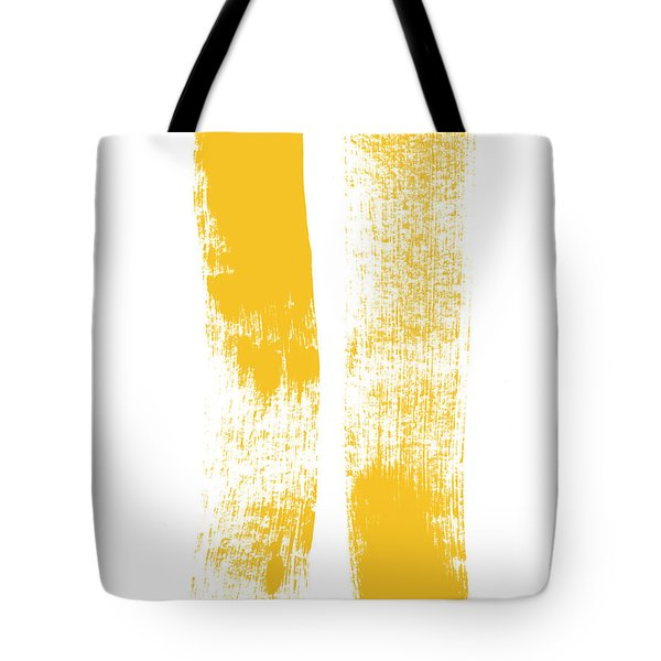 Both Sides Now Tote Bag by Linda Woods
