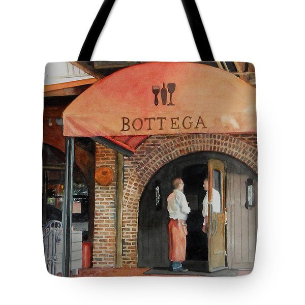 Bottega Tote Bag by Gail Chandler