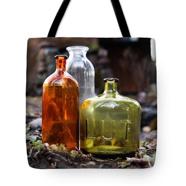 Bottled Up Tote Bag