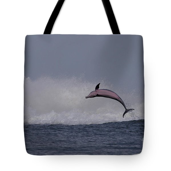 Bottlenose Dolphin Photo Tote Bag
