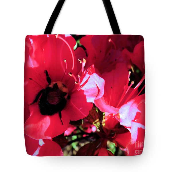 Tote Bag featuring the photograph Bottoms Up by Robyn King