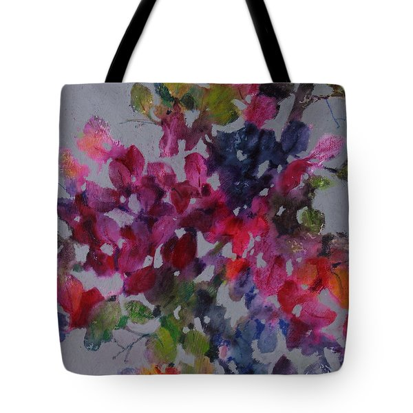 Bougainvillea Tote Bag