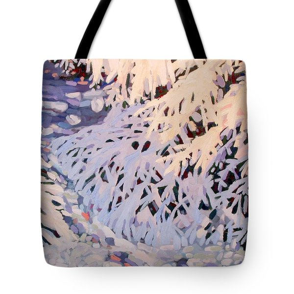 Bough-zers Tote Bag by Phil Chadwick