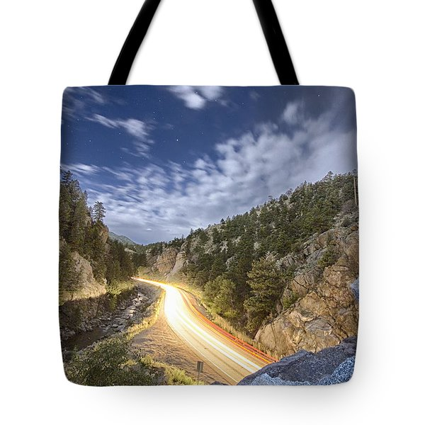 Boulder Canyon Dream Tote Bag by James BO  Insogna