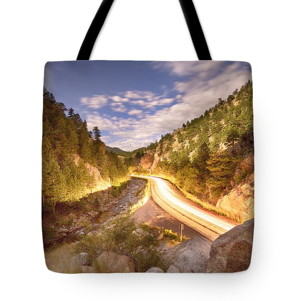 Boulder Canyon Dreamin Tote Bag by James BO  Insogna