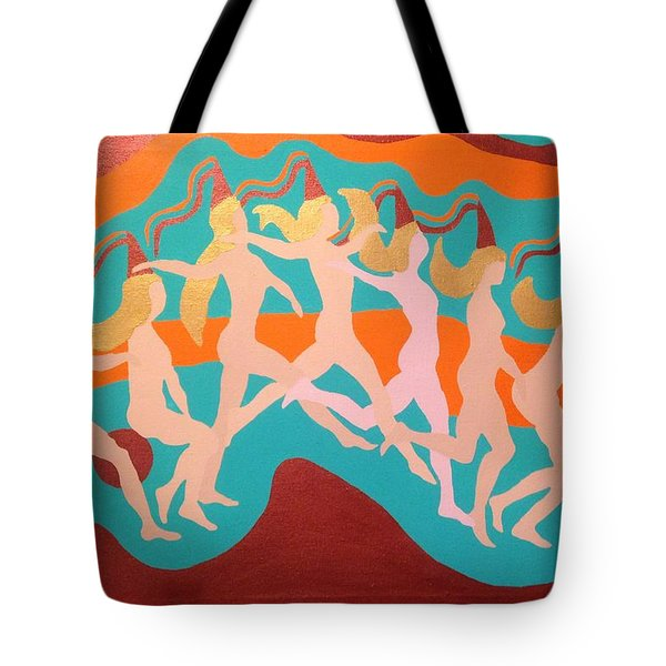 Bounce Tote Bag