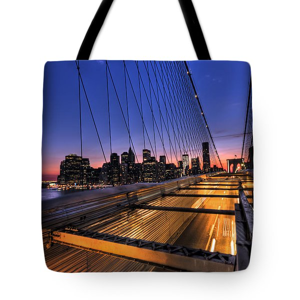 Bound For Greatness Tote Bag