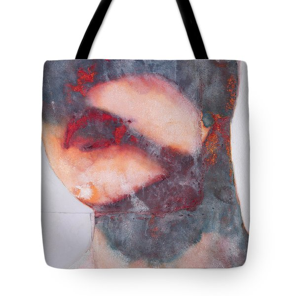 Bound Tote Bag by Graham Dean