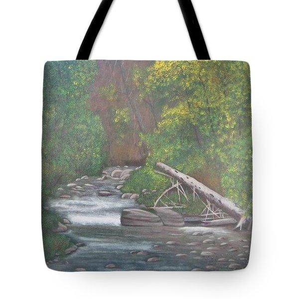 Boundary Creek  Bc Tote Bag