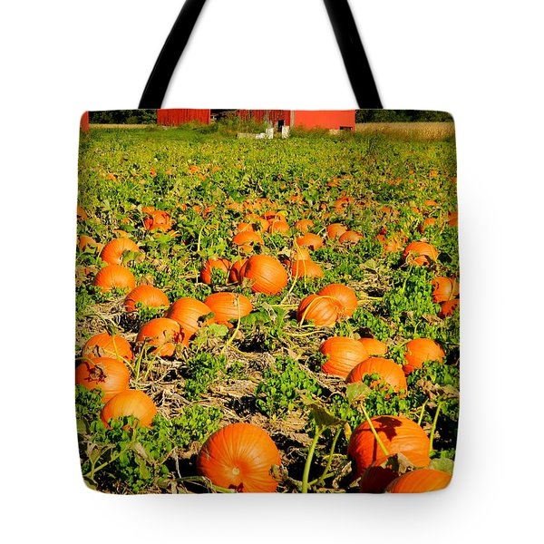 Bountiful Crop Tote Bag