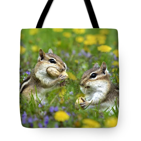 Bountiful Generosity Tote Bag
