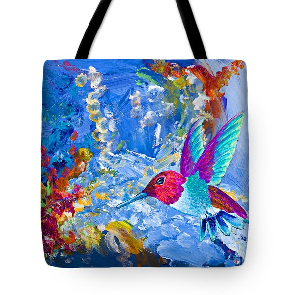 Bounty Tote Bag by Tracy L Teeter