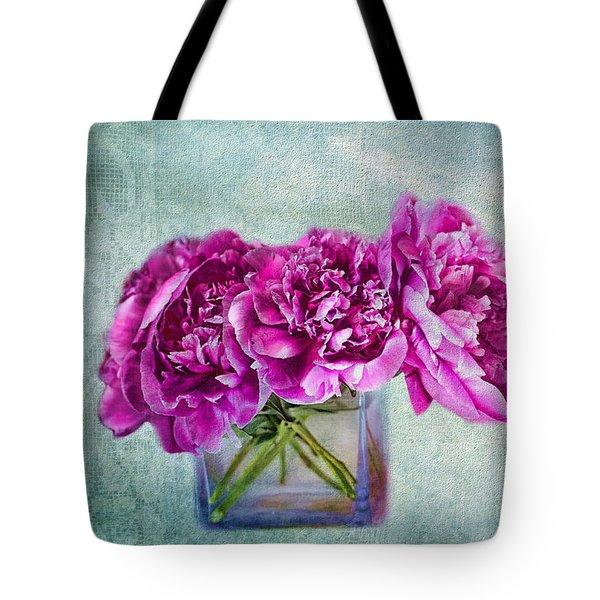 Bouquet Of Beauty Tote Bag by Andrea Kollo