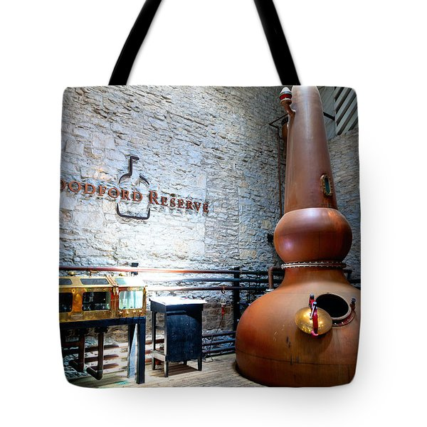 Bourbon Distillery Tote Bag