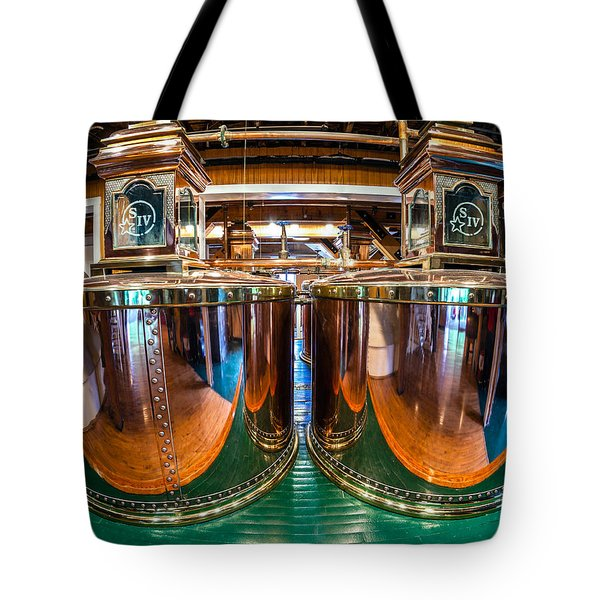 Bourbon Stills Tote Bag