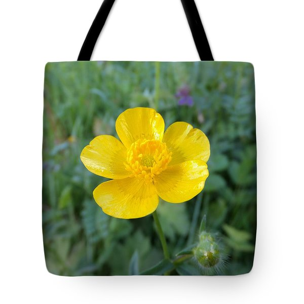 Bouton D'or Tote Bag