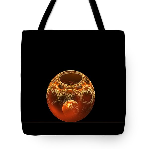 Bowl And Orb Tote Bag