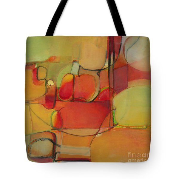 Bowl Of Fruit Tote Bag