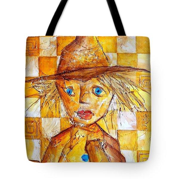 Boy 621-12-13 Marucii Tote Bag by Marek Lutek