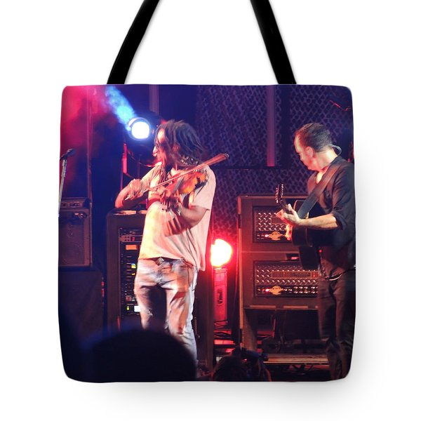 Tote Bag featuring the photograph Boyd And Dave by Aaron Martens