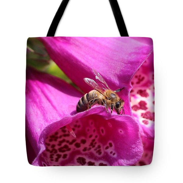 Bracing For A Good Drink Tote Bag