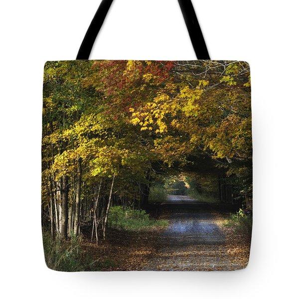 Bradford County Fall 2013 Tote Bag