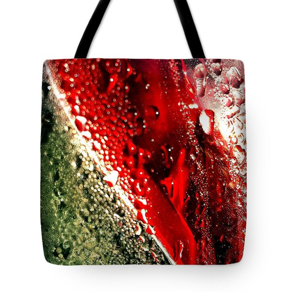 Brake Light 2 Tote Bag