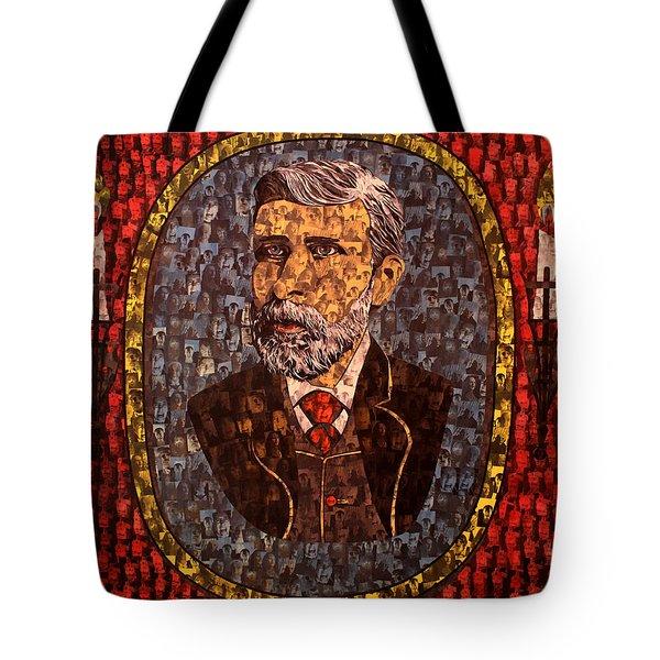 Bram Stoker Tote Bag