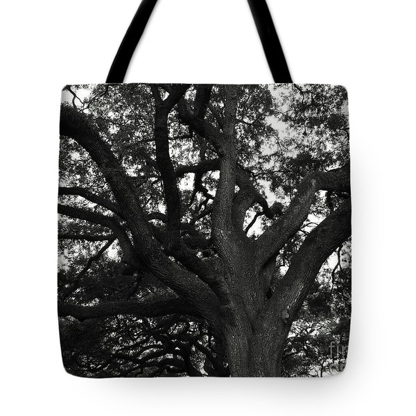 Branches Of Life Tote Bag