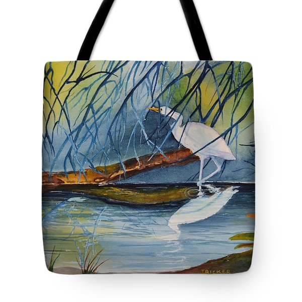 Branching Off Tote Bag