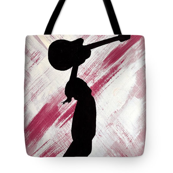 Brandi Carlile Hot Summer Night Tote Bag