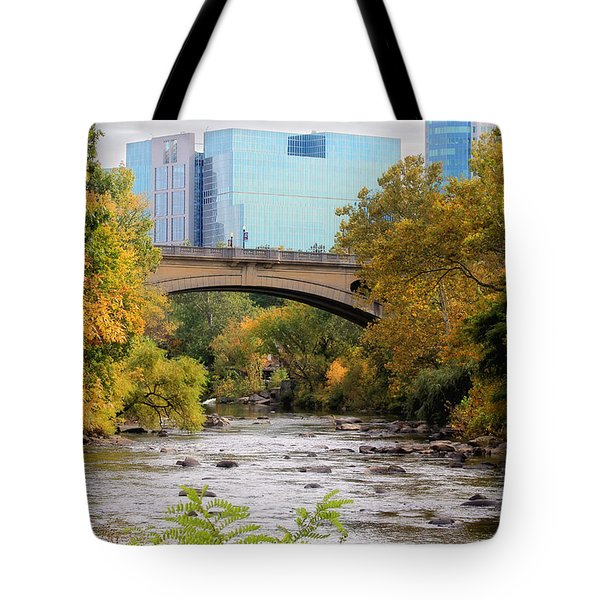 Brandywine Creek Tote Bag
