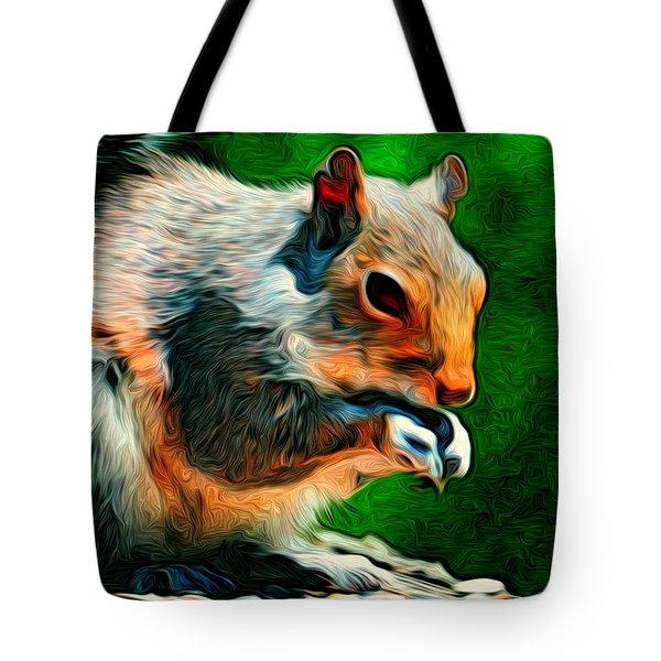 Brazen And Unrepentant Tote Bag