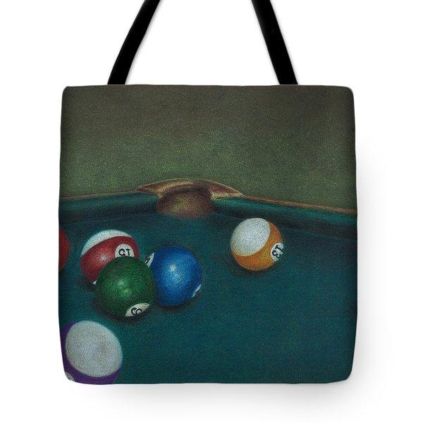 Break Tote Bag by Troy Levesque