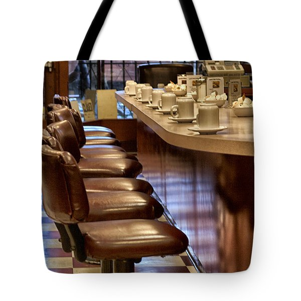 Breakfast And Lunch Tote Bag