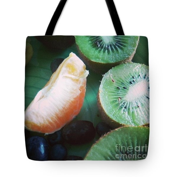 Breakfast #food #diet Tote Bag by Isabella F Abbie Shores FRSA