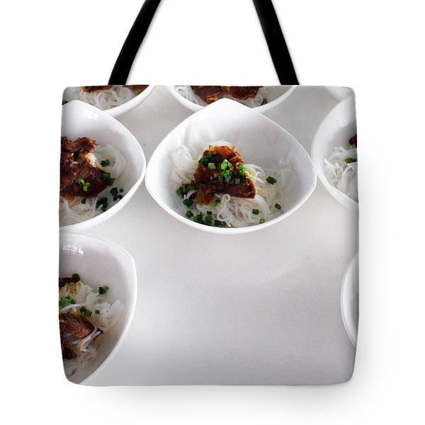 Breakfast Pho Viet Nam Tote Bag