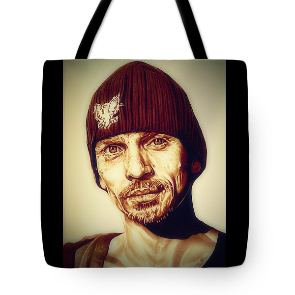 Breaking Bad Skinny Pete Tote Bag
