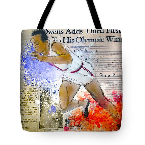 Breaking Barriers Tote Bag
