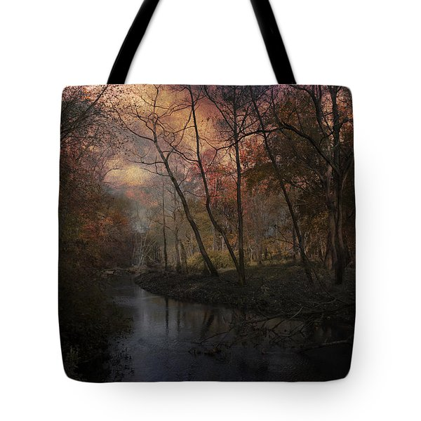 Tote Bag featuring the photograph Breaking Of Dawns Early Light by John Rivera