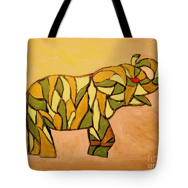 Breaking The Chain Limited Edition Prints 1 Of 20 Tote Bag