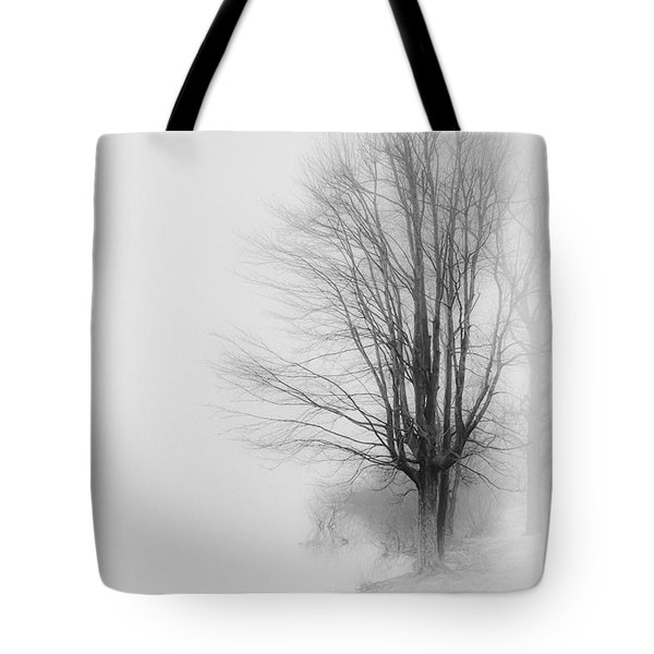 Tote Bag featuring the photograph Breaking Through by Greg Jackson