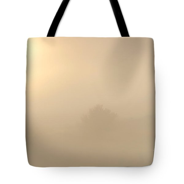 Breaking Through Tote Bag by Mike  Dawson