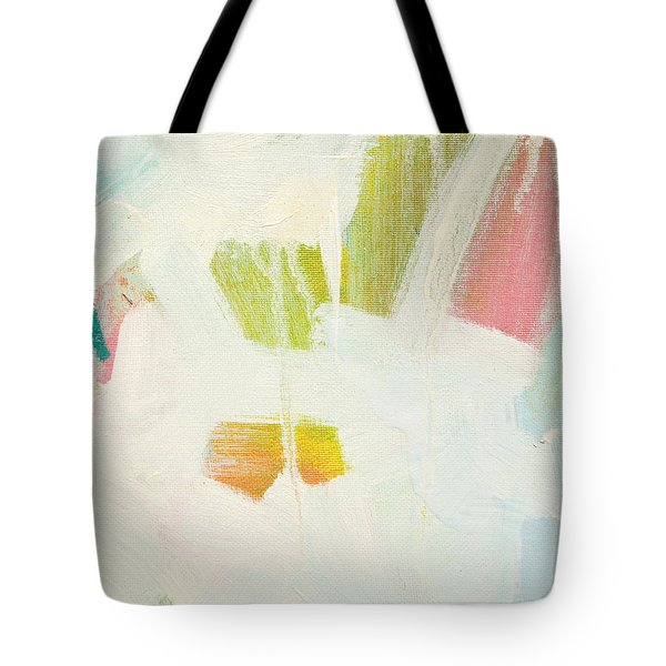 Tote Bag featuring the painting Breakwater  C2013 by Paul Ashby